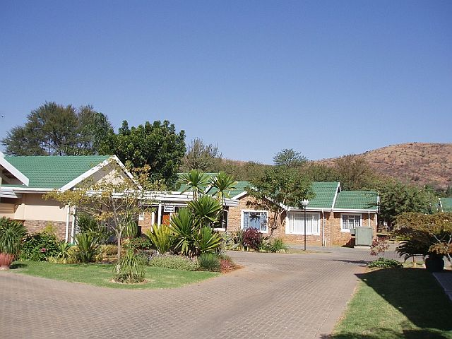 Berghang Estate – Pretoria North