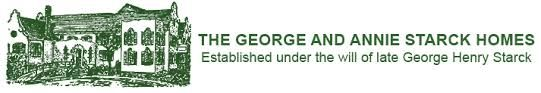 The George and Annie Starck Homes